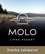 Lipno - Molo2